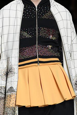 Rahul Mishra 2017/18秋冬巴黎女装发布会细节