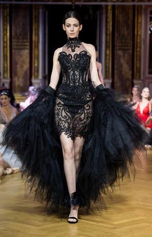 秀场|Eva Minge 2018AW巴黎高级定制女装