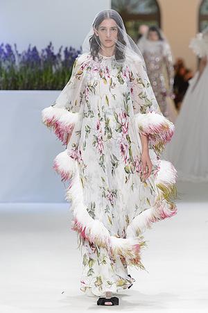 秀场|Giambattista Valli 2018AW巴黎高级定制女装