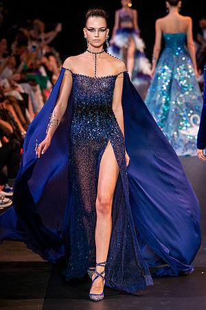 秀场|Georges Hobeika 2018AW巴黎高级定制女装