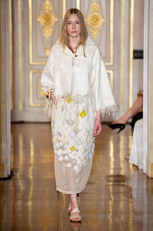 秀场|Christophe Josse 2018AW巴黎高级定制女装
