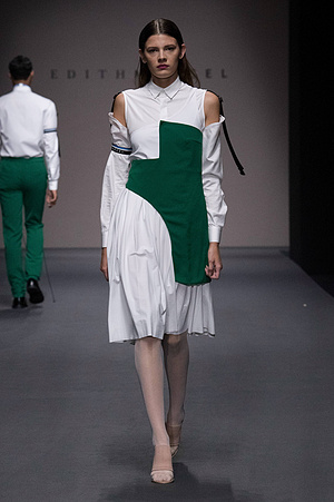 秀场|EdithMarcel 2019SS罗马高级定制男女装