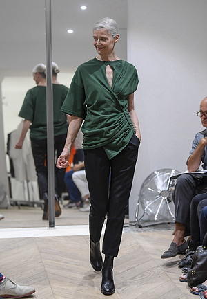 秀场|Moda Povera By Olivier Saillard  2018AW巴黎高级定制女装