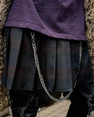 【#スナップ_fs】 NameLisas  Coat#used Hodie#VETEMENTS Pants#UNRAVELPROJECT Bag#1017ALYX9SM Shoes...