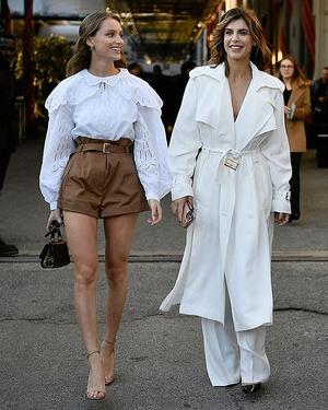 FashionWeek#StreetStyleHighlights—#Stylelookby@littlecrumb_outside@albertaferrettishowduring@ca...