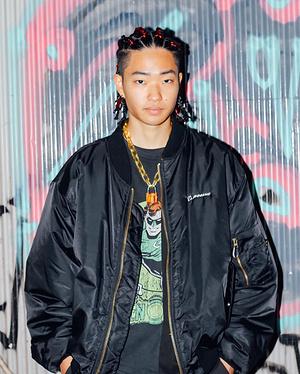【#スナップ_fs】 Name:TAKA  Jacket#used T-Shirt#FULLBK Pants#ICHIRYUMADE Shoes#CONVERSE  #fashi...